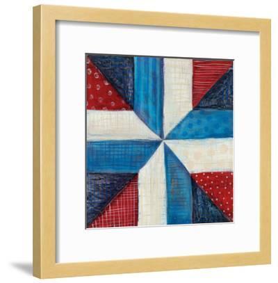 Modern Americana I-Melissa Averinos-Framed Art Print