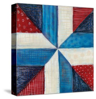 Modern Americana I-Melissa Averinos-Stretched Canvas Print