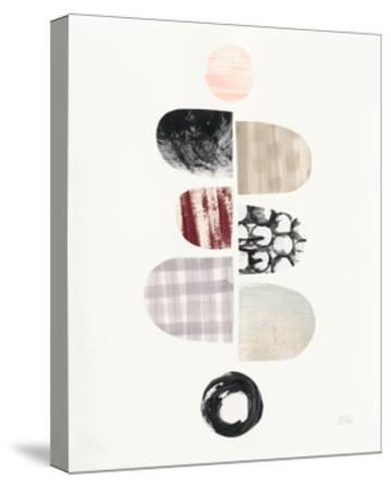 Mod Neutrals I Blush-Melissa Averinos-Stretched Canvas Print