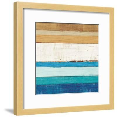 Beachscape IV-Michael Mullan-Framed Art Print