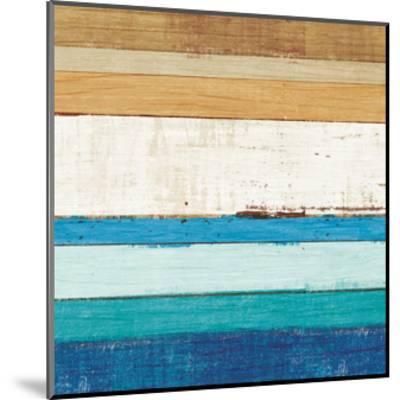 Beachscape IV-Michael Mullan-Mounted Art Print