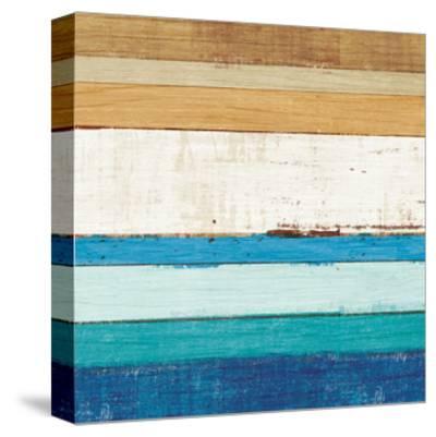 Beachscape IV-Michael Mullan-Stretched Canvas Print