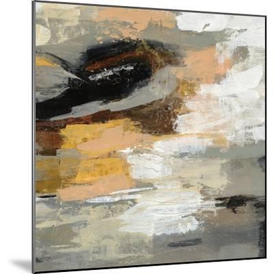 Neutral Abstract III-Silvia Vassileva-Mounted Art Print