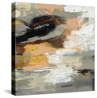 Neutral Abstract III-Silvia Vassileva-Stretched Canvas Print