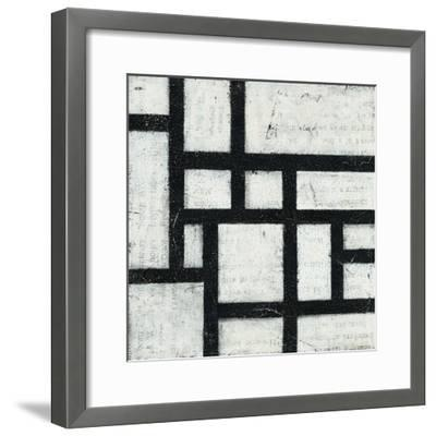 Labyrinth III-Moira Hershey-Framed Art Print
