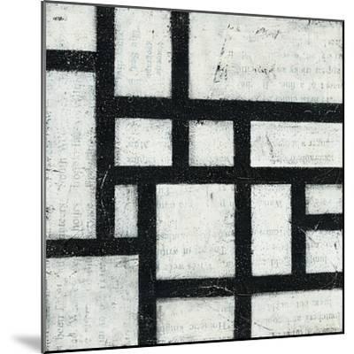 Labyrinth III-Moira Hershey-Mounted Art Print