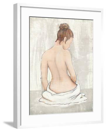 Quiet Time I-Mary Urban-Framed Art Print