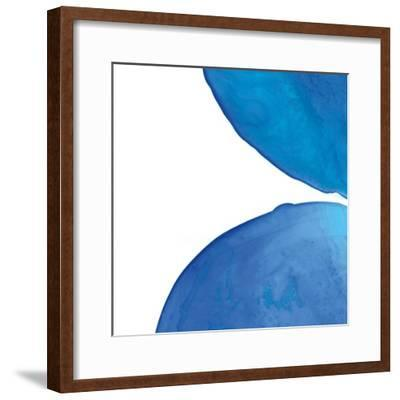 Pools of Turquoise III-Piper Rhue-Framed Art Print