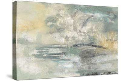 Looking at the Mist-Silvia Vassileva-Stretched Canvas Print