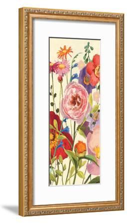 Couleur Printemps II Panel I-Shirley Novak-Framed Art Print