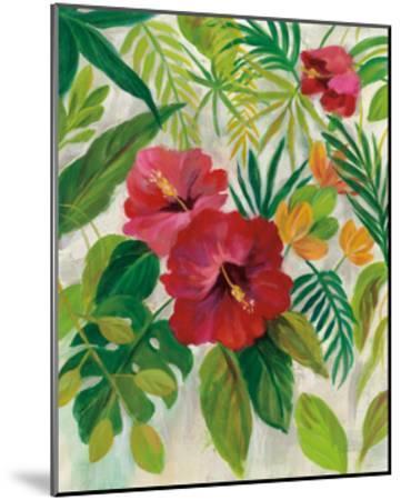 Tropical Jewels I-Silvia Vassileva-Mounted Art Print
