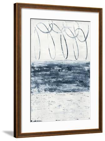 City Beach-Piper Rhue-Framed Art Print