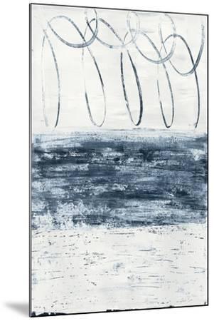 City Beach-Piper Rhue-Mounted Art Print