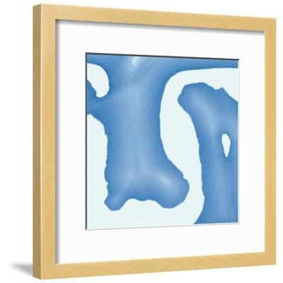 Batik Blue I-Piper Rhue-Framed Art Print