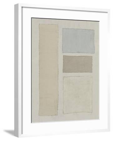 Painted Weaving III FB-Piper Rhue-Framed Art Print