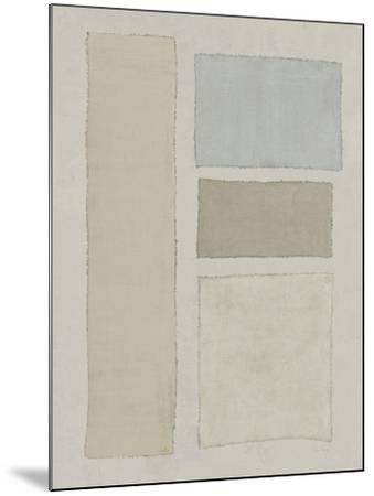 Painted Weaving III FB-Piper Rhue-Mounted Art Print