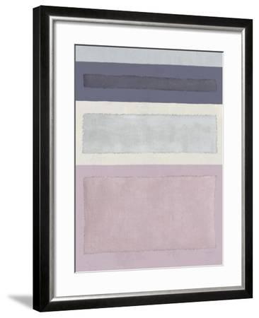 Painted Weaving IV FB-Piper Rhue-Framed Art Print