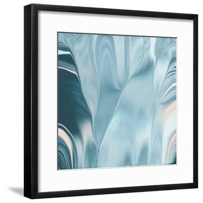 Flowing Water II-Piper Rhue-Framed Art Print