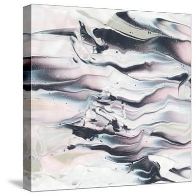 Marbling V Crop-Piper Rhue-Stretched Canvas Print