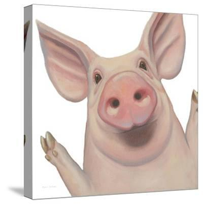 Bacon, Bits and Ham III-Myles Sullivan-Stretched Canvas Print