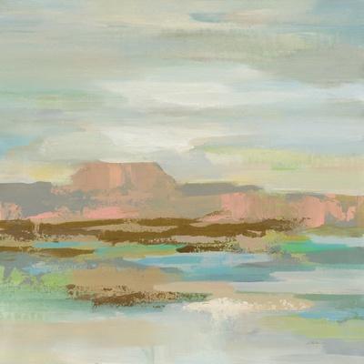 Spring Desert II v2-Silvia Vassileva-Framed Art Print