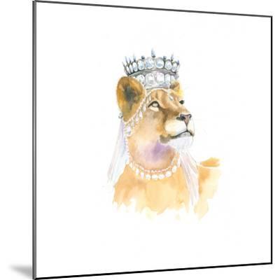 Jungle Royalty II-Myles Sullivan-Mounted Art Print