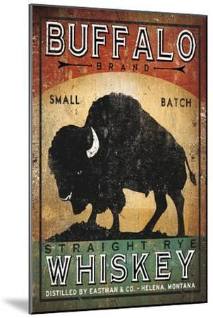 Buffalo Whiskey-Ryan Fowler-Mounted Art Print