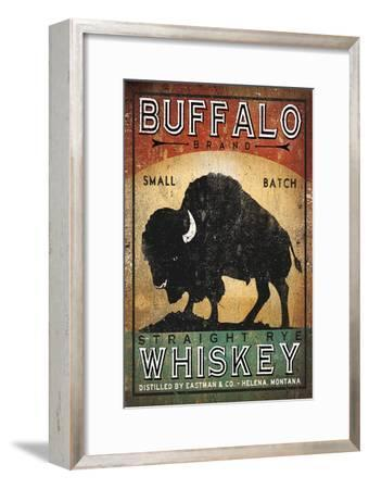 Buffalo Whiskey-Ryan Fowler-Framed Art Print