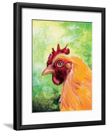 Her Hilda-Patsy Ducklow-Framed Art Print
