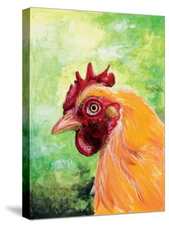 Her Hilda-Patsy Ducklow-Stretched Canvas Print