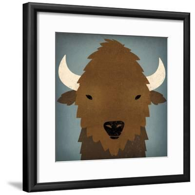 Buffalo II-Ryan Fowler-Framed Art Print