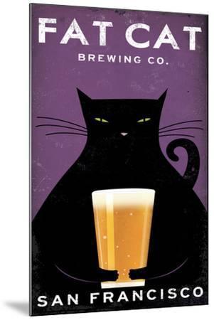 Cat Brewing-Ryan Fowler-Mounted Art Print