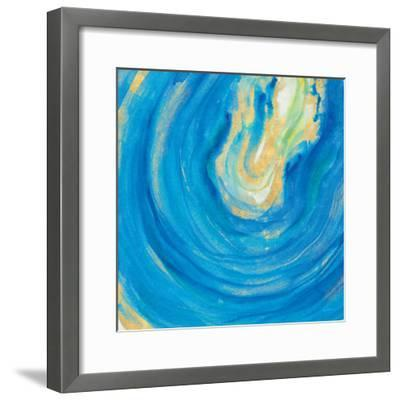 Rarity I Square-Sue Schlabach-Framed Art Print