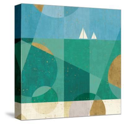 Seascape IV-Veronique Charron-Stretched Canvas Print