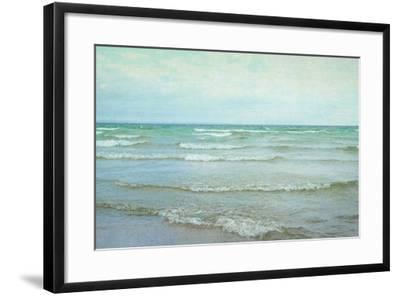 The Tide I-Sue Schlabach-Framed Art Print