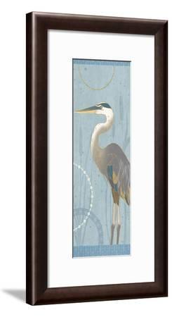 By the Shore V-Veronique Charron-Framed Premium Giclee Print