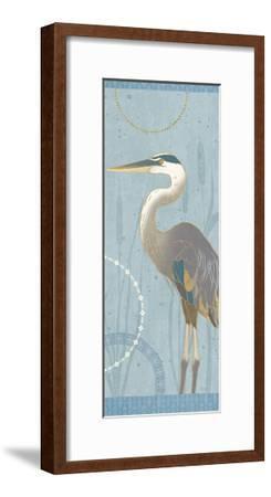 By the Shore V-Veronique Charron-Framed Art Print