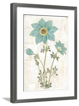 Bloemen Boek VII-Sue Schlabach-Framed Art Print