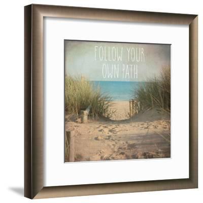 My Gypsy Soul II--Framed Art Print