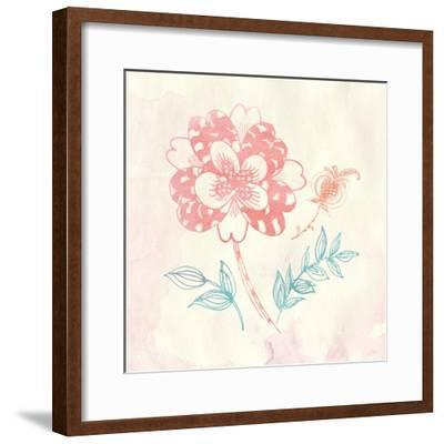 Eastern Boho III-Wild Apple Portfolio-Framed Art Print