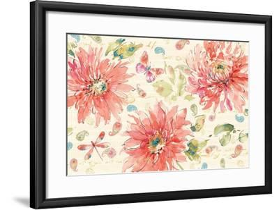 Happy Gypsy I--Framed Art Print