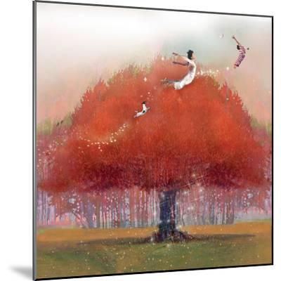 Up We Go-Nancy Tillman-Mounted Art Print