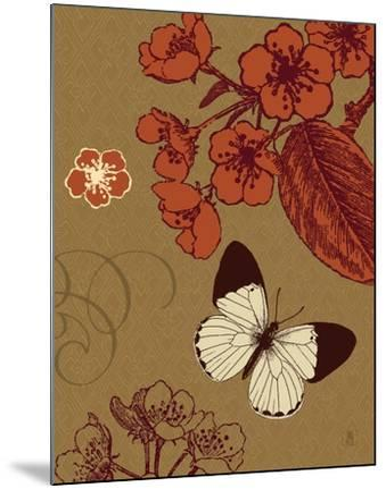 Orchard Travels-Studio Mousseau-Mounted Art Print