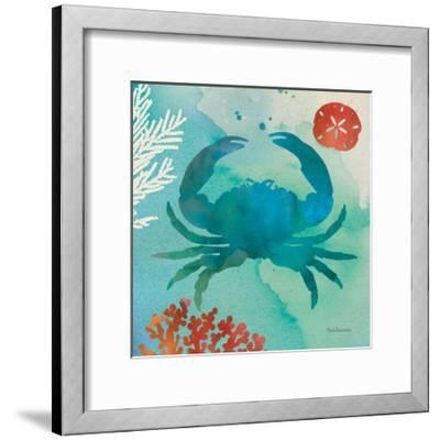 Under the Sea III-Studio Mousseau-Framed Art Print