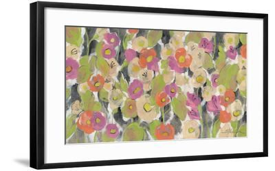 Velvety Florals-Silvia Vassileva-Framed Art Print