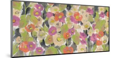 Velvety Florals-Silvia Vassileva-Mounted Art Print
