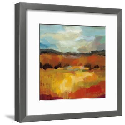 October Moment II-Silvia Vassileva-Framed Art Print