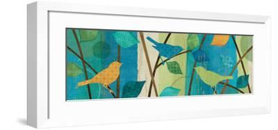 Magical Forest V-Veronique Charron-Framed Art Print