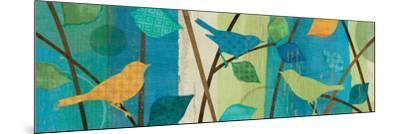 Magical Forest V-Veronique Charron-Mounted Art Print
