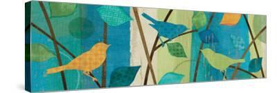Magical Forest V-Veronique Charron-Stretched Canvas Print